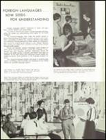 1961 Lew Wallace High School Yearbook Page 28 & 29
