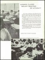 1961 Lew Wallace High School Yearbook Page 30 & 31