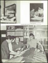1961 Lew Wallace High School Yearbook Page 32 & 33