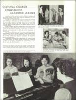 1961 Lew Wallace High School Yearbook Page 34 & 35