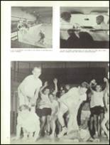 1961 Lew Wallace High School Yearbook Page 36 & 37