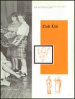 1961 Lew Wallace High School Yearbook Page 38 & 39