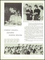 1961 Lew Wallace High School Yearbook Page 40 & 41