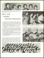 1961 Lew Wallace High School Yearbook Page 42 & 43