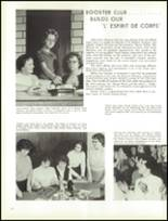 1961 Lew Wallace High School Yearbook Page 44 & 45