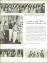 1961 Lew Wallace High School Yearbook Page 52 & 53