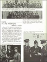 1961 Lew Wallace High School Yearbook Page 54 & 55