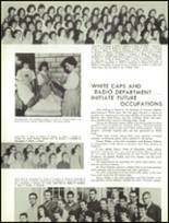 1961 Lew Wallace High School Yearbook Page 56 & 57