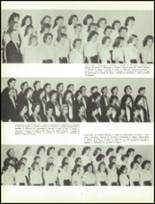 1961 Lew Wallace High School Yearbook Page 58 & 59