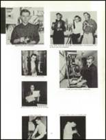 1961 Lew Wallace High School Yearbook Page 62 & 63