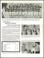 1961 Lew Wallace High School Yearbook Page 70 & 71