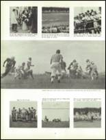 1961 Lew Wallace High School Yearbook Page 72 & 73