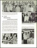 1961 Lew Wallace High School Yearbook Page 74 & 75