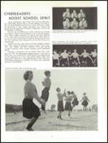 1961 Lew Wallace High School Yearbook Page 76 & 77