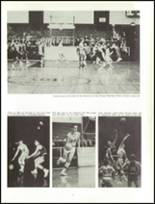 1961 Lew Wallace High School Yearbook Page 80 & 81