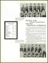 1961 Lew Wallace High School Yearbook Page 82 & 83