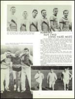 1961 Lew Wallace High School Yearbook Page 86 & 87
