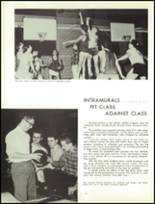 1961 Lew Wallace High School Yearbook Page 88 & 89