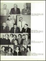 1961 Lew Wallace High School Yearbook Page 94 & 95