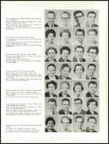1961 Lew Wallace High School Yearbook Page 96 & 97