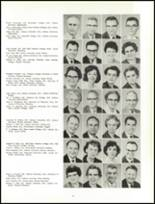 1961 Lew Wallace High School Yearbook Page 98 & 99