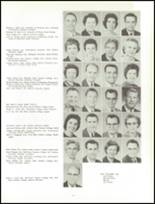 1961 Lew Wallace High School Yearbook Page 100 & 101