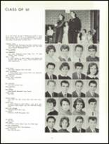 1961 Lew Wallace High School Yearbook Page 106 & 107