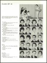 1961 Lew Wallace High School Yearbook Page 114 & 115