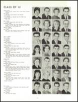 1961 Lew Wallace High School Yearbook Page 116 & 117