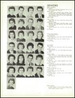 1961 Lew Wallace High School Yearbook Page 118 & 119