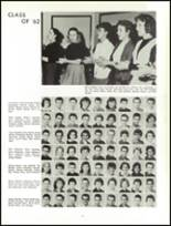 1961 Lew Wallace High School Yearbook Page 122 & 123