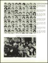 1961 Lew Wallace High School Yearbook Page 128 & 129