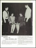 1961 Lew Wallace High School Yearbook Page 130 & 131