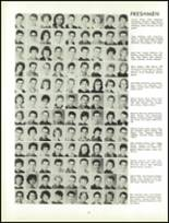 1961 Lew Wallace High School Yearbook Page 132 & 133