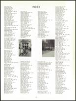 1961 Lew Wallace High School Yearbook Page 136 & 137