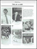 1989 Nazareth Area High School Yearbook Page 14 & 15