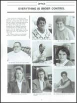 1989 Nazareth Area High School Yearbook Page 16 & 17