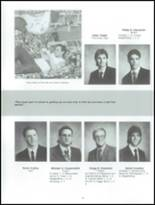 1989 Nazareth Area High School Yearbook Page 32 & 33