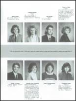 1989 Nazareth Area High School Yearbook Page 34 & 35
