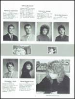1989 Nazareth Area High School Yearbook Page 42 & 43