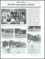 1989 Nazareth Area High School Yearbook Page 86 & 87