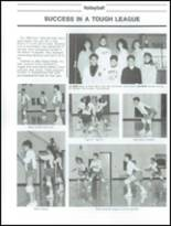 1989 Nazareth Area High School Yearbook Page 92 & 93