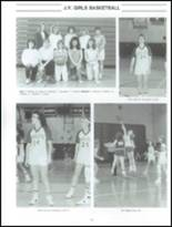 1989 Nazareth Area High School Yearbook Page 100 & 101