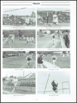 1989 Nazareth Area High School Yearbook Page 108 & 109