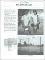 1989 Nazareth Area High School Yearbook Page 110 & 111