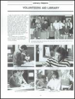 1989 Nazareth Area High School Yearbook Page 128 & 129