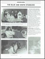 1989 Nazareth Area High School Yearbook Page 130 & 131