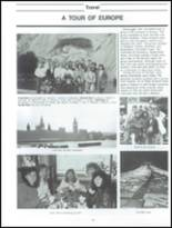 1989 Nazareth Area High School Yearbook Page 136 & 137