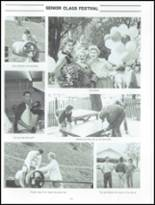 1989 Nazareth Area High School Yearbook Page 154 & 155
