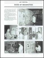 1989 Nazareth Area High School Yearbook Page 156 & 157